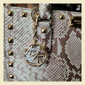 Brand New🔥Michael Kors Key Chain/Purse Charm